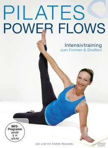 Pilates Power Flows - Intensivtraining zum Formen und Straffen!, DVD