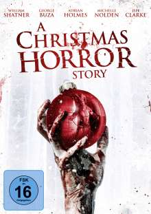 A Christmas Horror Story, DVD