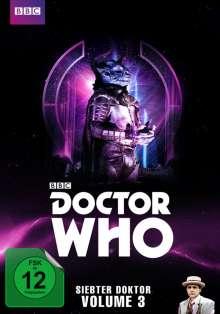 Doctor Who - Siebter Doktor Vol. 3, 7 DVDs