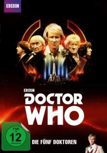 Doctor Who - Die fünf Doktoren, 3 DVDs