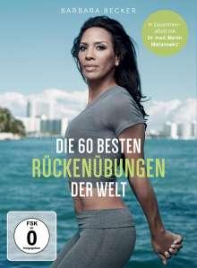 Barbara Becker - Die 60 besten Rückenübungen der Welt, DVD