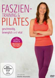Faszien-Training & Pilates, DVD