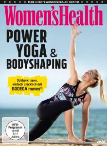 Women's Health: Power Yoga & Bodyshaping, DVD