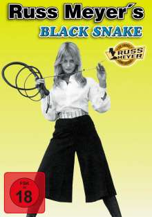 Russ Meyer: Black Snake, DVD
