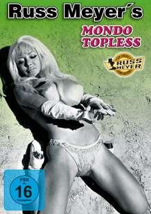 Russ Meyer: Mondo Topless, DVD