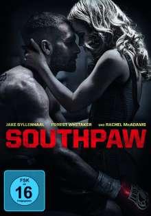 Southpaw, DVD