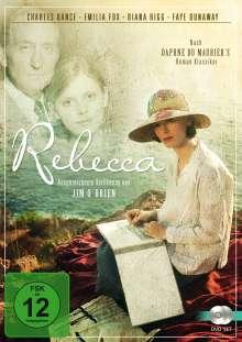Rebecca (1997), 2 DVDs