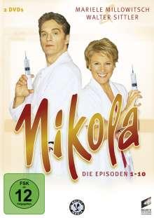 Nikola Box 1, 2 DVDs