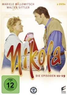 Nikola Box 2, 2 DVDs