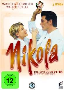 Nikola Box 7, 3 DVDs