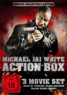 Michael Jai White - Action Box, 3 DVDs