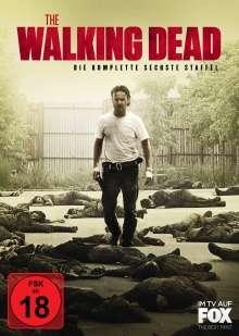 The Walking Dead Staffel 6 (Uncut), 6 DVDs