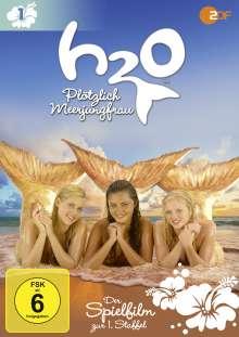 H2O - Plötzlich Meerjungfrau (Der Spielfilm zur 1. Staffel), DVD