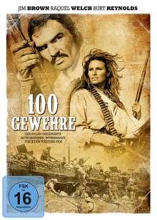 100 Gewehre, DVD