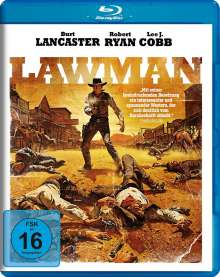Lawman (Blu-ray), Blu-ray Disc