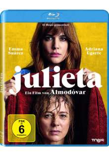 Julieta (Blu-ray), Blu-ray Disc