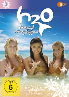 H2O - Plötzlich Meerjungfrau (Der Spielfilm zur 3. Staffel), DVD