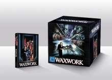 Waxwork (Blu-ray im Mediabook) (Büsten Edition), Blu-ray Disc