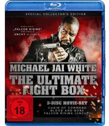 Michael Jai White - Action Box (Blu-ray), 3 Blu-ray Discs