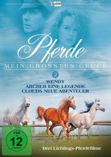 Pferde - Mein größtes Glück 2, 3 DVDs