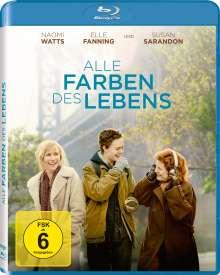 Alle Farben des Lebens (Blu-ray), Blu-ray Disc