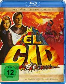 El Cid (Blu-ray), Blu-ray Disc