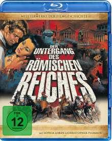 Der Untergang des Römischen Reiches (Blu-ray), Blu-ray Disc
