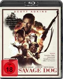 Savage Dog (Blu-ray), Blu-ray Disc