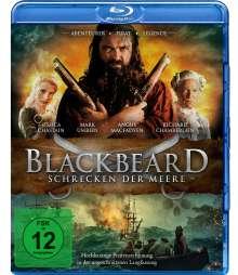 Blackbeard - Schrecken der Meere (Blu-ray), Blu-ray Disc