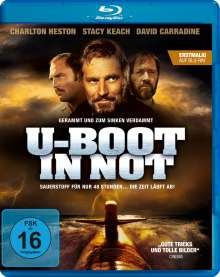 U-Boot in Not (Blu-ray), Blu-ray Disc