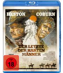 Der Letzte der harten Männer (Blu-ray), Blu-ray Disc