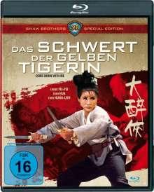 Das Schwert der gelben Tigerin (Blu-ray), Blu-ray Disc