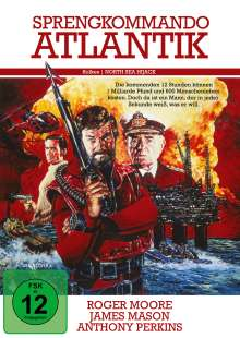 Sprengkommando Atlantik, DVD