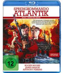 Sprengkommando Atlantik (Blu-ray), Blu-ray Disc
