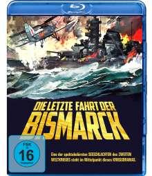 Die letzte Fahrt der Bismarck (Blu-ray), Blu-ray Disc
