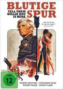 Blutige Spur, DVD