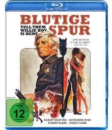 Blutige Spur (Blu-ray), Blu-ray Disc