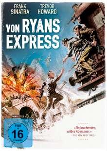 Von Ryans Express, DVD