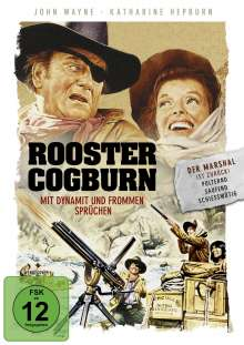 Rooster Cogburn, DVD