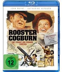 Rooster Cogburn (Blu-ray), Blu-ray Disc