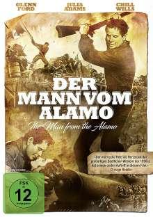 Der Mann aus Alamo, DVD