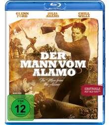 Der Mann aus Alamo (Blu-ray), Blu-ray Disc