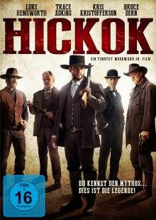 Hickok, DVD