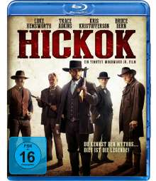 Hickok (Blu-ray), Blu-ray Disc