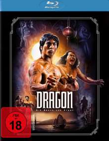 Dragon - Die Bruce Lee Story (Blu-ray), Blu-ray Disc