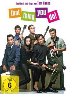 That thing you do!, DVD