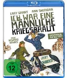 Ich war eine männliche Kriegsbraut (Blu-ray), Blu-ray Disc