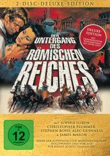 Der Untergang des Römischen Reiches, 2 DVDs