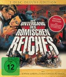 Der Untergang des Römischen Reiches (Blu-ray & DVD), 2 Blu-ray Discs