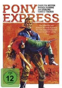 Pony-Express, DVD